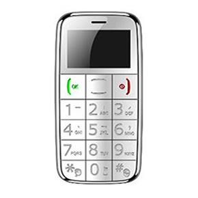 Big Button Easy Mobile – White